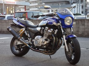 XJR1300/ヤマハ 1300cc 広島県 Bike shop Moto Ride