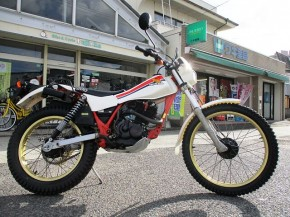 TLR200/ホンダ 200cc 徳島県 Bike & Cycle Fujioka