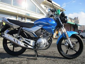 YBR125/ヤマハ 125cc 徳島県 Bike & Cycle Fujioka