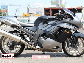 ZZR1400 (ZX-14)/カワサキ 1400cc 茨城県 バイク館SOX筑西玉戸店