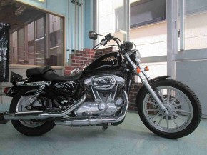 XL883L SPORTSTER SUPERLOW/ハーレーダビッドソン 883cc 神奈川県 ハーレーダビッドソン湘南