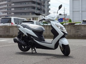 SWISH/スズキ 125cc 広島県 Bike shop Moto Ride