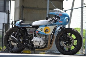 XS650/ヤマハ 650cc 愛知県 AN-BUcustommotors