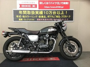 W800 CAFE/カワサキ 800cc 兵庫県 バイク王 伊丹店