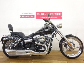 FXDWG DYNA WIDEGLIDE/ハーレーダビッドソン 1580cc 千葉県 バイク王 柏店