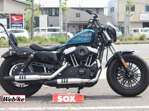 XL1200XS SPORTSTER FortyEight Special/ハーレーダビッドソン 1200cc 香川県 バイク館SOX高松店