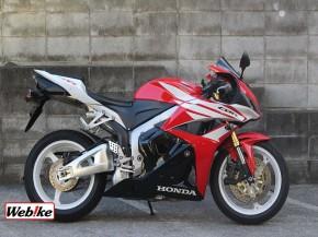 Cbr600rr ホンダの新車 中古バイク一覧 ウェビック バイク選び
