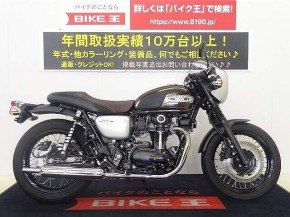 W800 CAFE/カワサキ 800cc 岡山県 バイク王 岡山店