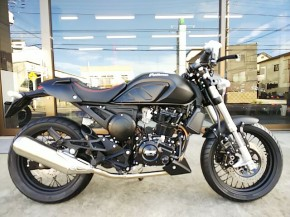 Gentleman/GPX 200cc 千葉県 GPX千葉 moto shop chronicle