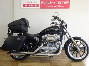 XL883L SPORTSTER SUPERLOW/ハーレーダビッドソン 883cc 福島県 バイク王 郡山店