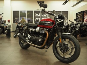SPEED TWIN/トライアンフ 1200cc 愛知県 モトスクエア 名古屋イースト