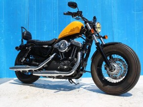 XL1200X SPORTSTER FortyEight/ハーレーダビッドソン 1200cc 愛知県 バイクエリア ダンガリー 本店