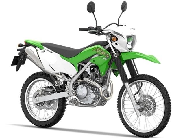 KLX230 最新モデル予約受付中 KLX230