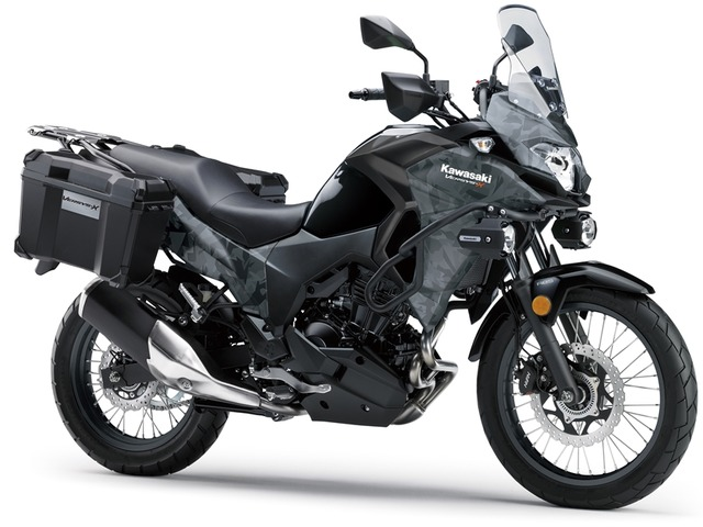 VERSYS-X 250 TOURER 最新モデル予約受付中 VERSYS-X 250 TOURER