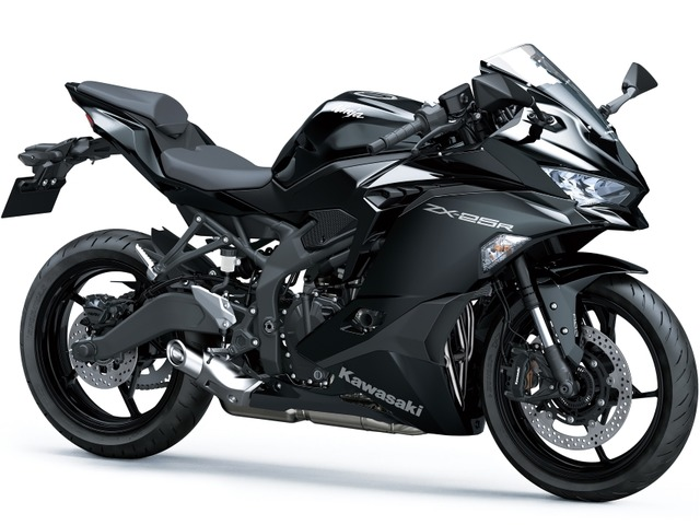 ZX-25R 最新モデル予約受付中 ZX-25R