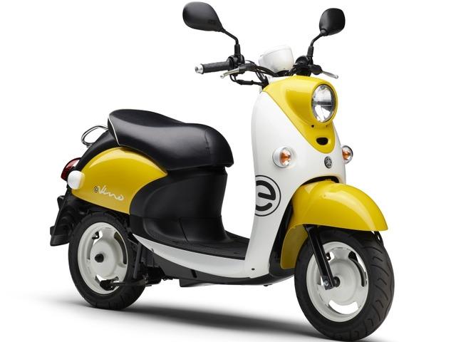 E ビーノ (電動バイク) 最新モデル E ビーノ (電動バイク)