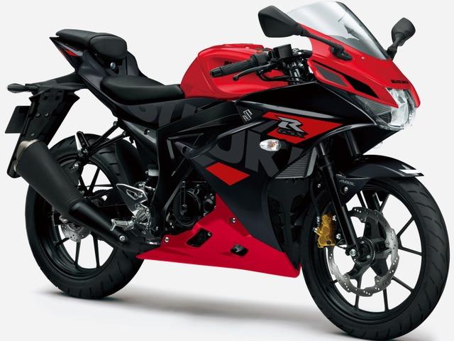 GSX-R125 【バイク探しはMFD♪】ご予約受付中★お気軽にお問合せください! GSX-R125
