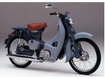 スーパーカブC100/C102 (OHV)