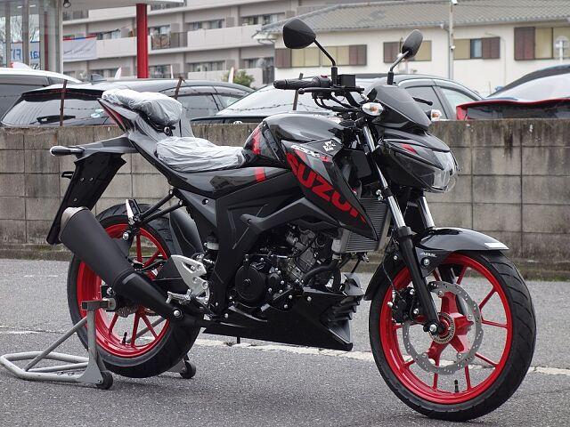 GSX-S125 2020モデルNEWカラー入荷!!ABS搭載ハザード付きです! PayPay残高払…