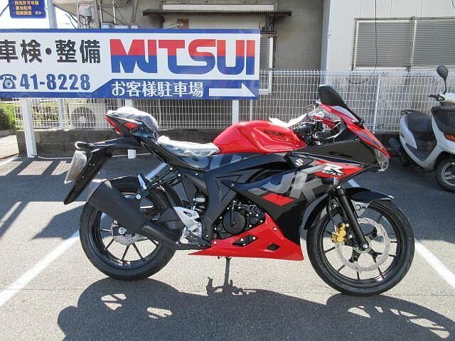 GSX-R125 2021モデル