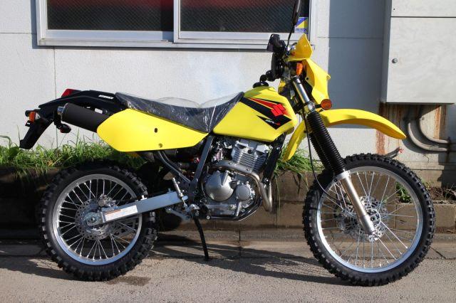 DR-Z250 オーストラリア仕様登録可