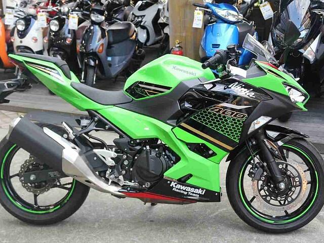 ニンジャ400 Ninja400 KRT 1枚目Ninja400 KRT