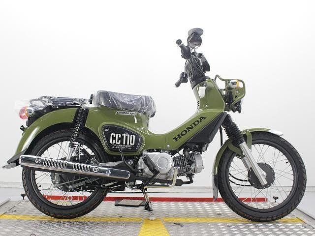 クロスカブ110 新車 2021最新モデル