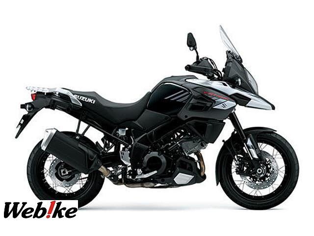 Vストローム1000 XT ABS 最新モデル