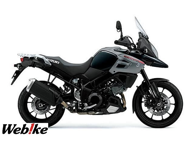 Vストローム1000 ABS 最新モデル