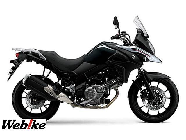 Vストローム650 ABS グラススパークルブラック