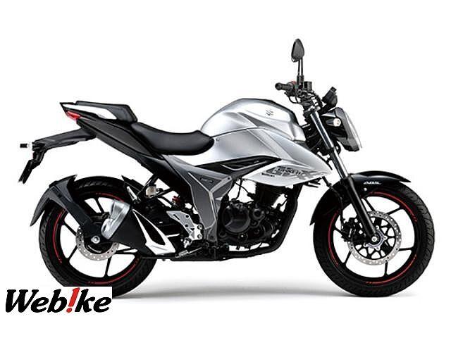ジクサー 150 GIXXER ABS 2020年 国内正規モデル
