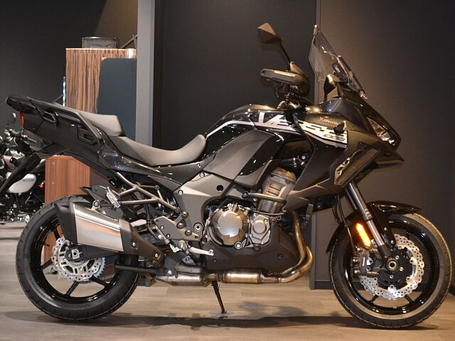 VERSYS 1000 ANY ROAD ANY TIME