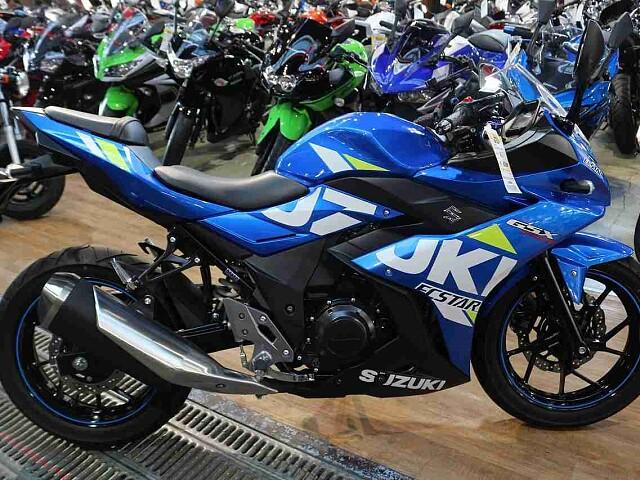 GSX250R GSX250R ABS 1枚目GSX250R ABS