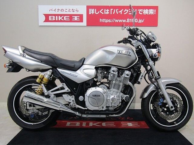 XJR1300 XJR1300 エンジンスライダー装備 ☆★年式・走行距離を感… 1枚目:XJR13…