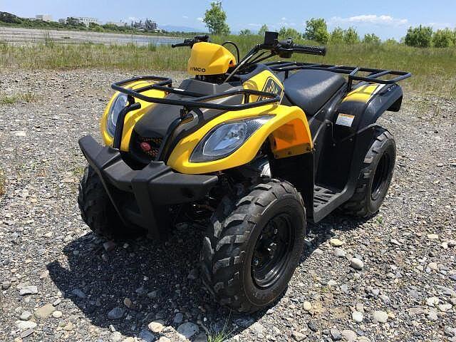 MXU 150X ATV KYMCO MXU150X