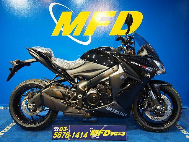 GSX-S1000F 再入荷!人気のブラック!! R1000ベースの心臓!当店1台限り