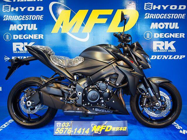 GSX-S1000 ABS装備!R1000のエンジンベース!!ストリートスポーツ!!