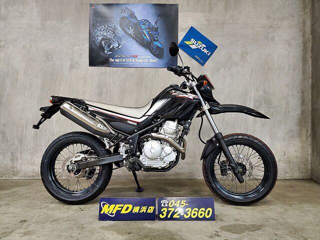XT250X タイヤ新品! 扱いやすいモタード!