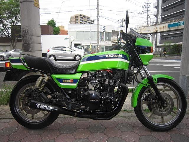 Z1000R 北米仕様 純正外装