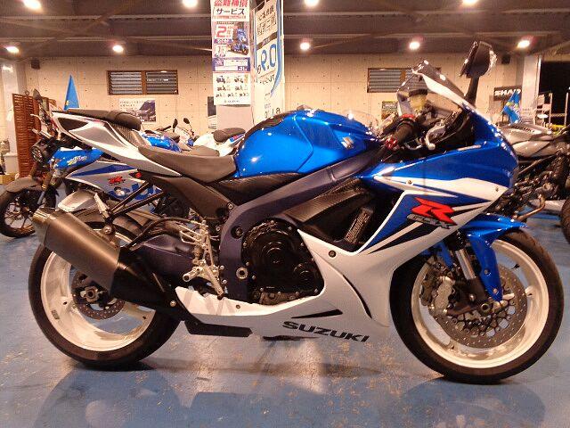GSX-R600 【バイク探しはMFD♪】ロードサービス1年間付帯★全国通販OK!