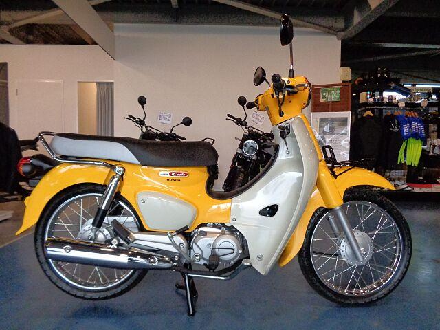 スーパーカブ110 【バイク探しはMFD♪】ロードサービス1年間付帯★全国通販OK!
