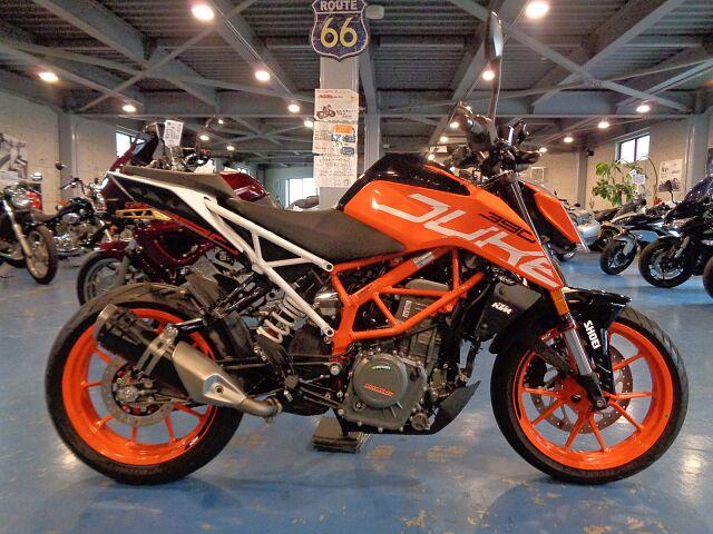 390DUKE 【バイク探しはMFD♪】ロードサービス1年間付帯★全国通販OK!