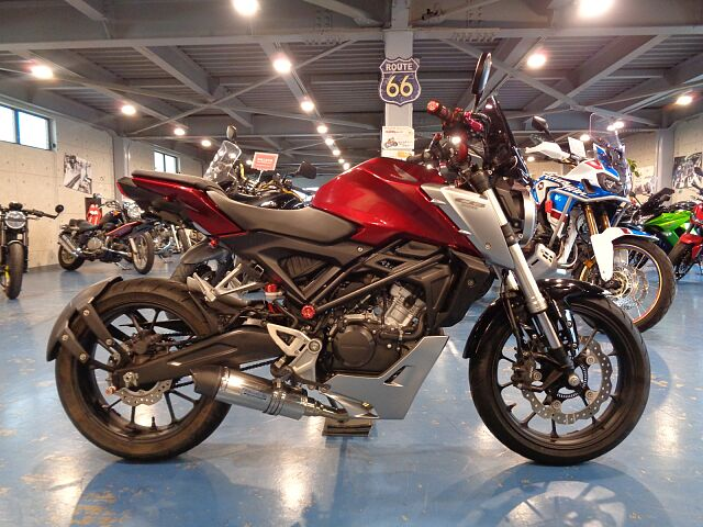 CB125R 【バイク探しはMFD♪】ロードサービス1年間付帯★全国通販OK!