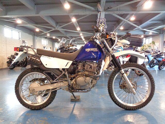ジェベル200 【バイク探しはMFD♪】ロードサービス1年間付帯★全国通販OK!