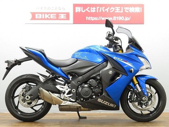 GSX-S1000F 【鑑定車輌】 GSX-S1000F ワンオーナー車 ☆★MRA… 1枚目:【鑑…