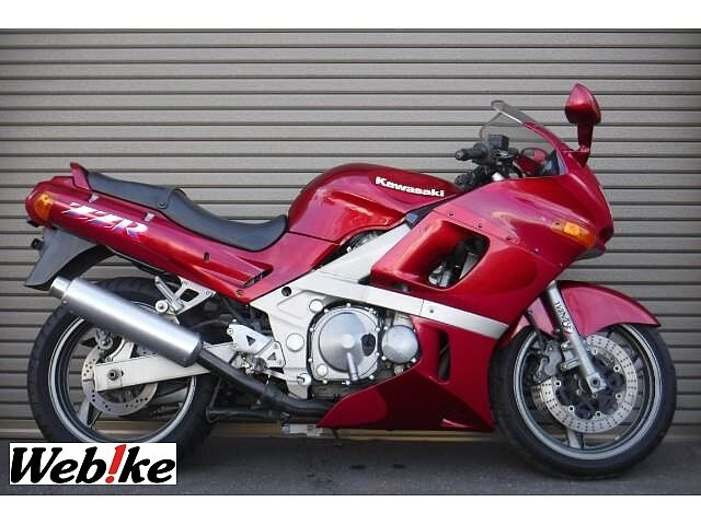 ZZR400 53PS 前後タイヤ新品 キャブOH