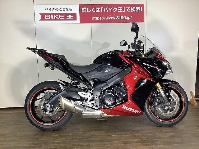 GSX-S1000F GSX-S1000F★デイトナリアキャリア装備★ 1枚目:GSX-S1000F…
