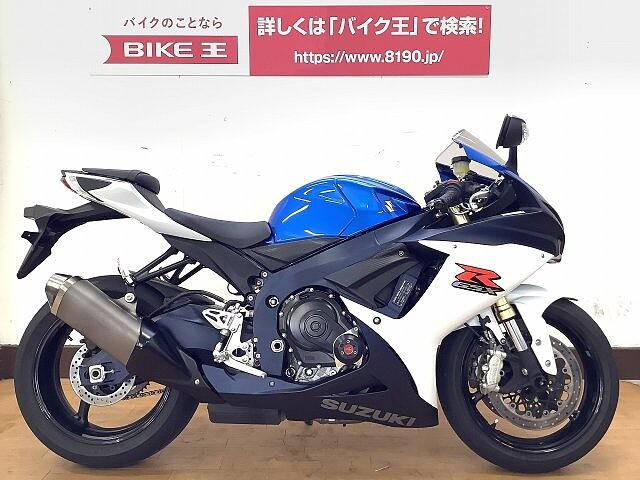 GSX-R750 GSX-R750【フルノーマル・並行輸入車両・エンジンガード装… 1枚目:GSX-…