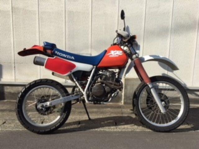 XR250 程度の良いオーストラリア仕様のXR250R