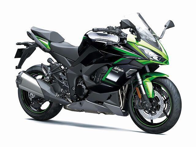 Ninja 1000SX 2021年モデル カワサキケアモデル